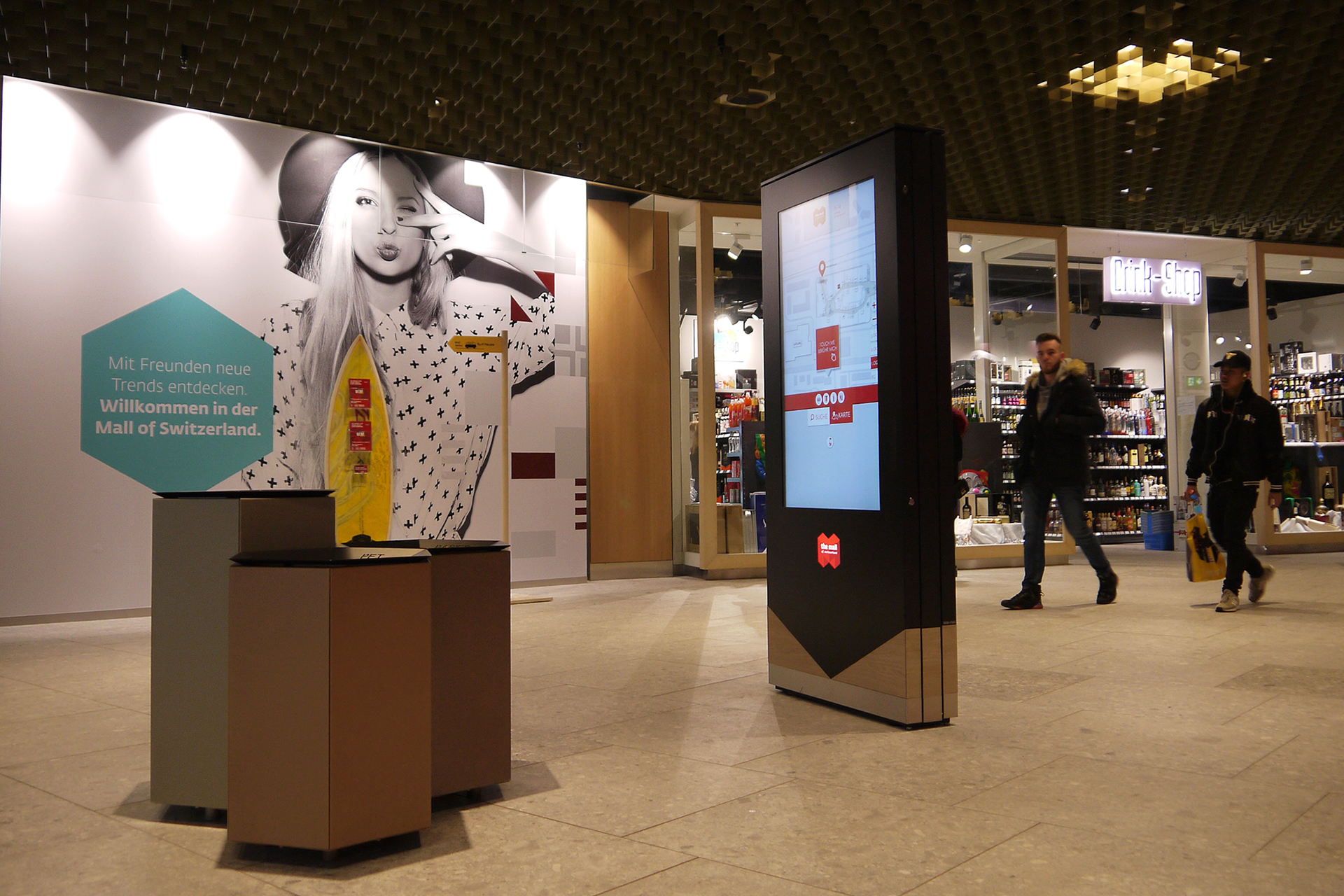 THE MALL OF SWITZERLAND - EBIKON (LUCERNA) - SVIZZERA-image-11