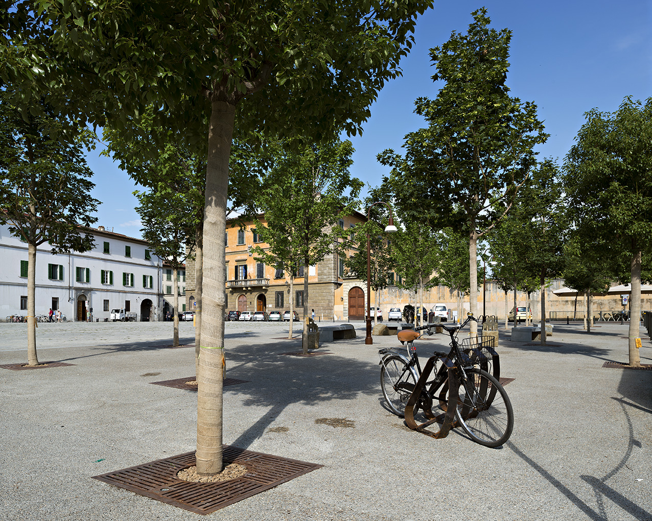 The New Piazza Del Carmine in Oltrarno , Florence - Italy-image-4